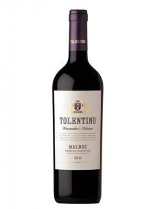 Cuarto Dominio - Tolentino - Malbec - 750ml.