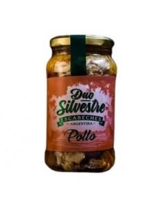 Duo Silvestre - Pollo - 500 Gr