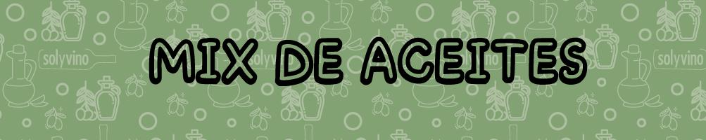 Mix De Aceites